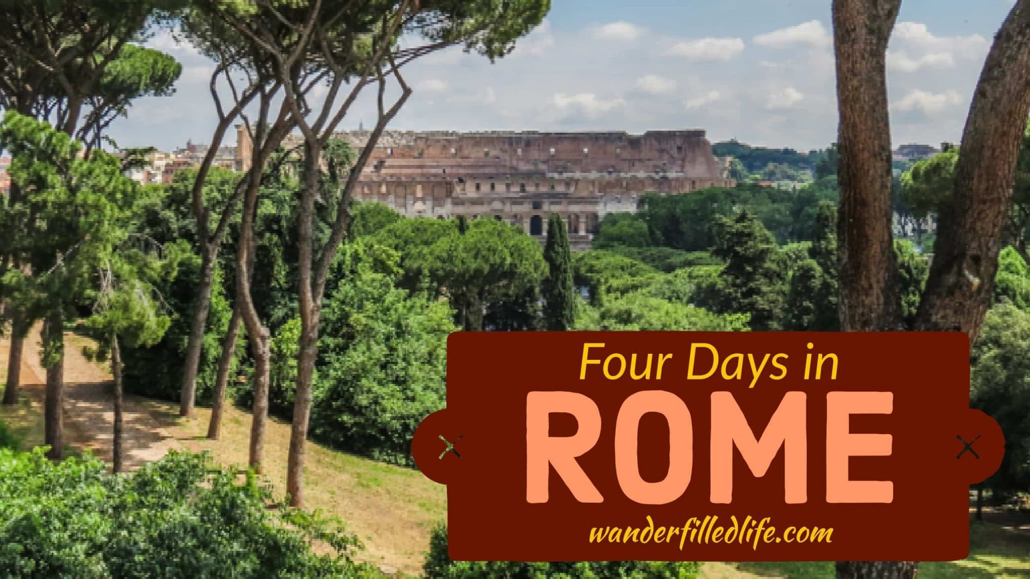 Four Days in Rome