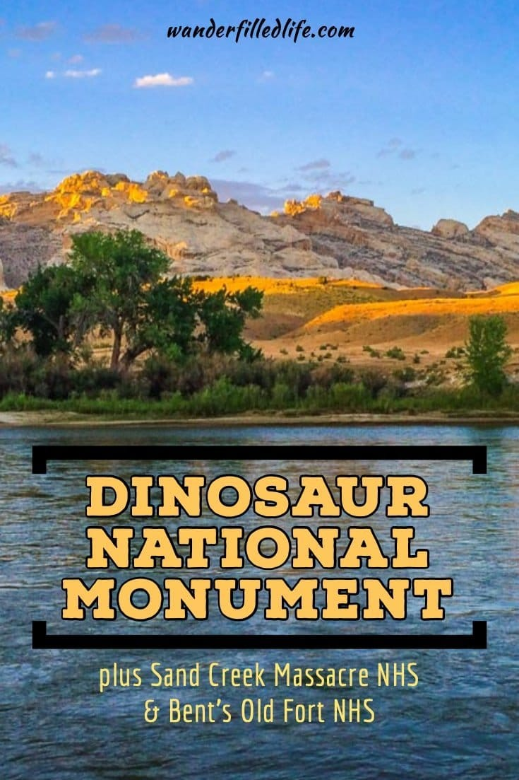 Dinosaur NM is one of the places we have visited we really want to go back to. We don't feel the two days we spent there did this wonderful place justice.
