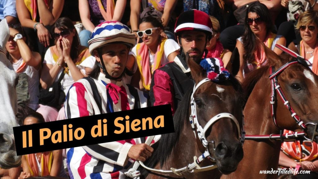 Planning Your Trip To See Il Palio Di Siena Italy S