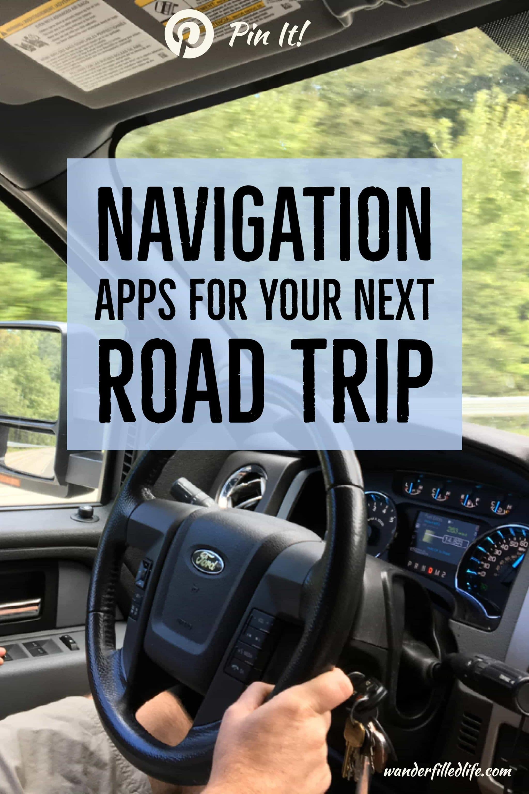 A hands on detailed comparison between the mobile phone navigation apps Apple Maps, Google Maps and Waze on an US road trip.