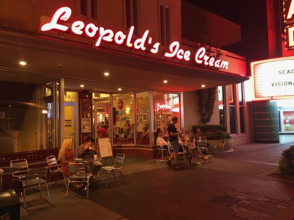 Leopold's Ice Cream