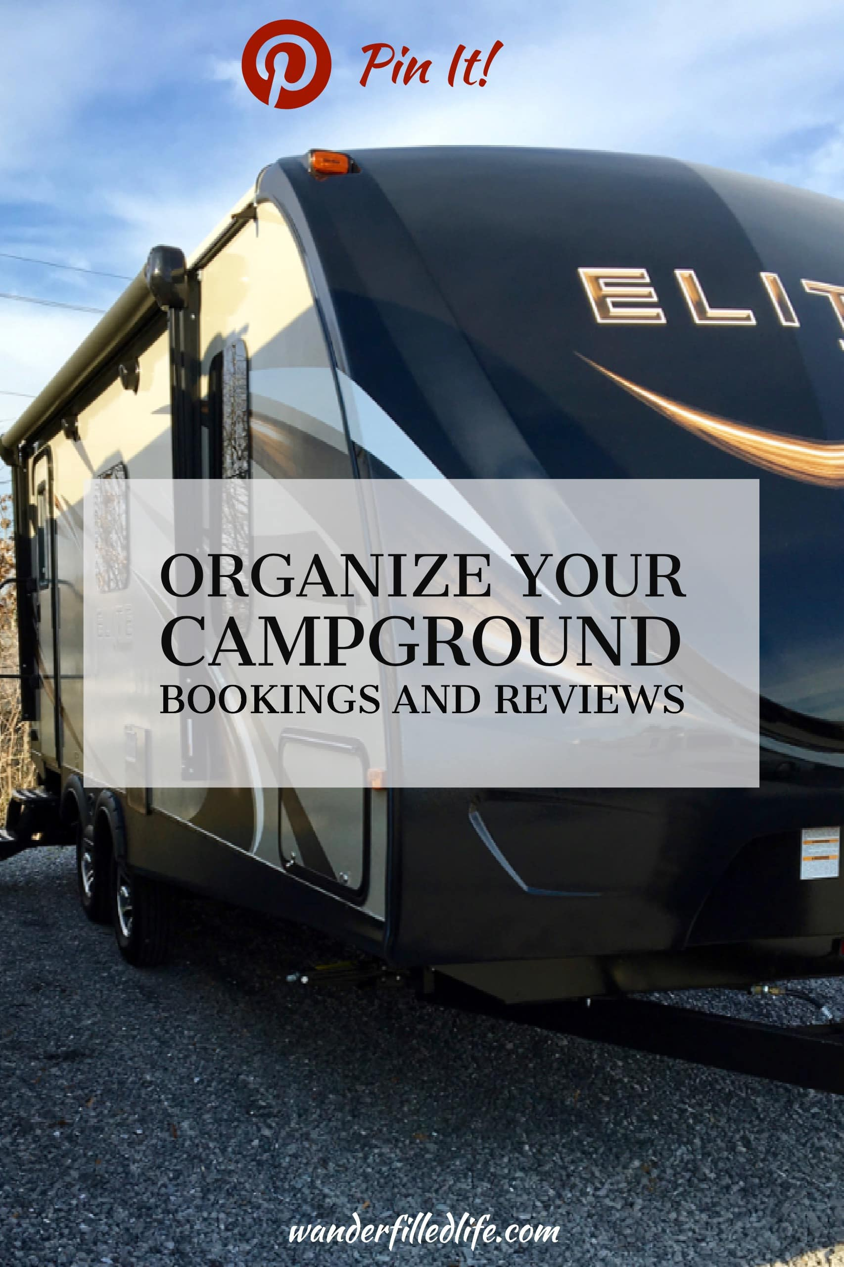 Keeping your campground bookings organized, especially on long road trips, is essential. We have created free forms to help you out.