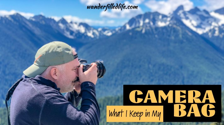 What I Keep in My Camera Bag - Grant Sinclair - Our Wander-Filled Life
