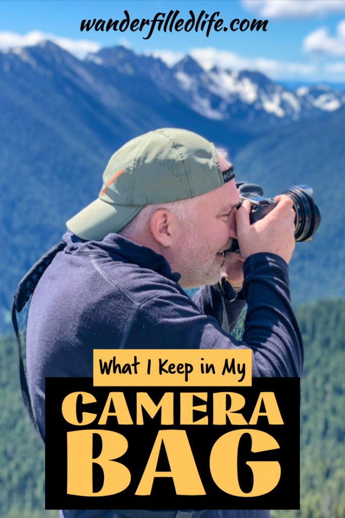 """Looking to get into travel, landscape or wildlife photography? This is the camera gear I use and love, with a few """"I wish"""" items tossed in. #CameraGear #Photography"""