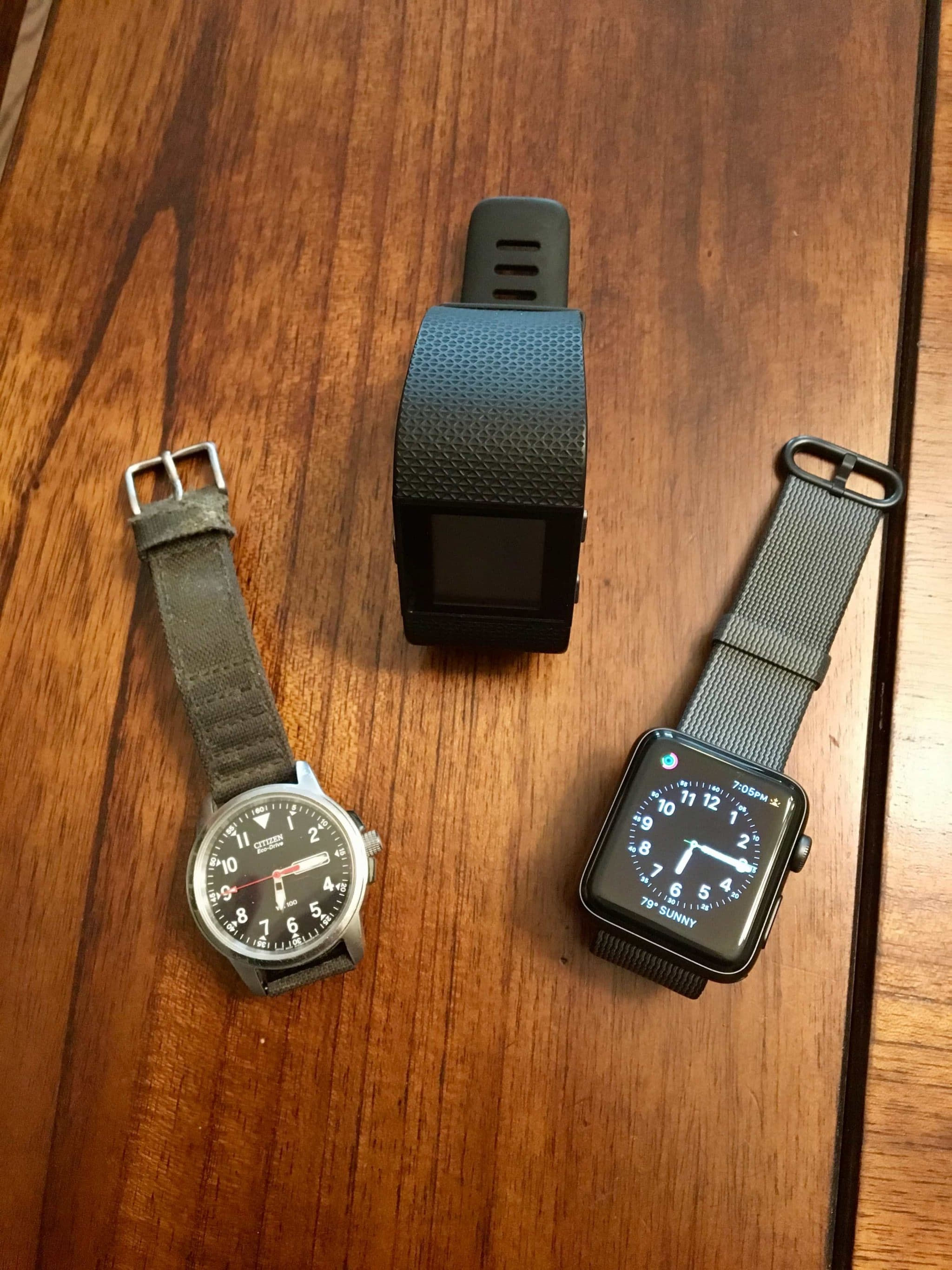 Watches Compared