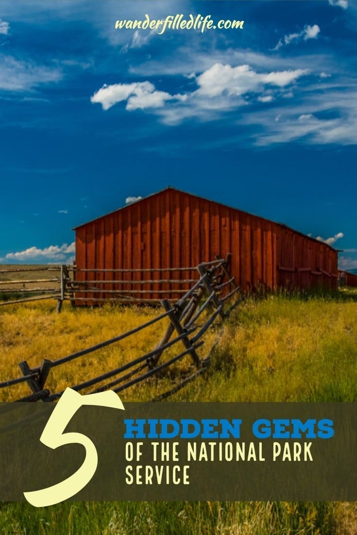 An exploration of five hidden gems of the National Park Service: Weir Farm NHS, Pipestone NM, Minuteman Missile NHS, Wind Cave NP & Grant-Kohrs Ranch NHS.