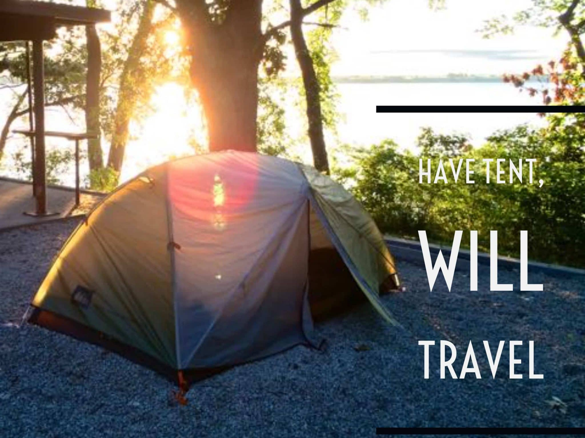 Have Tent, Will Travel - The Needs of a Good Car Camping Set-Up
