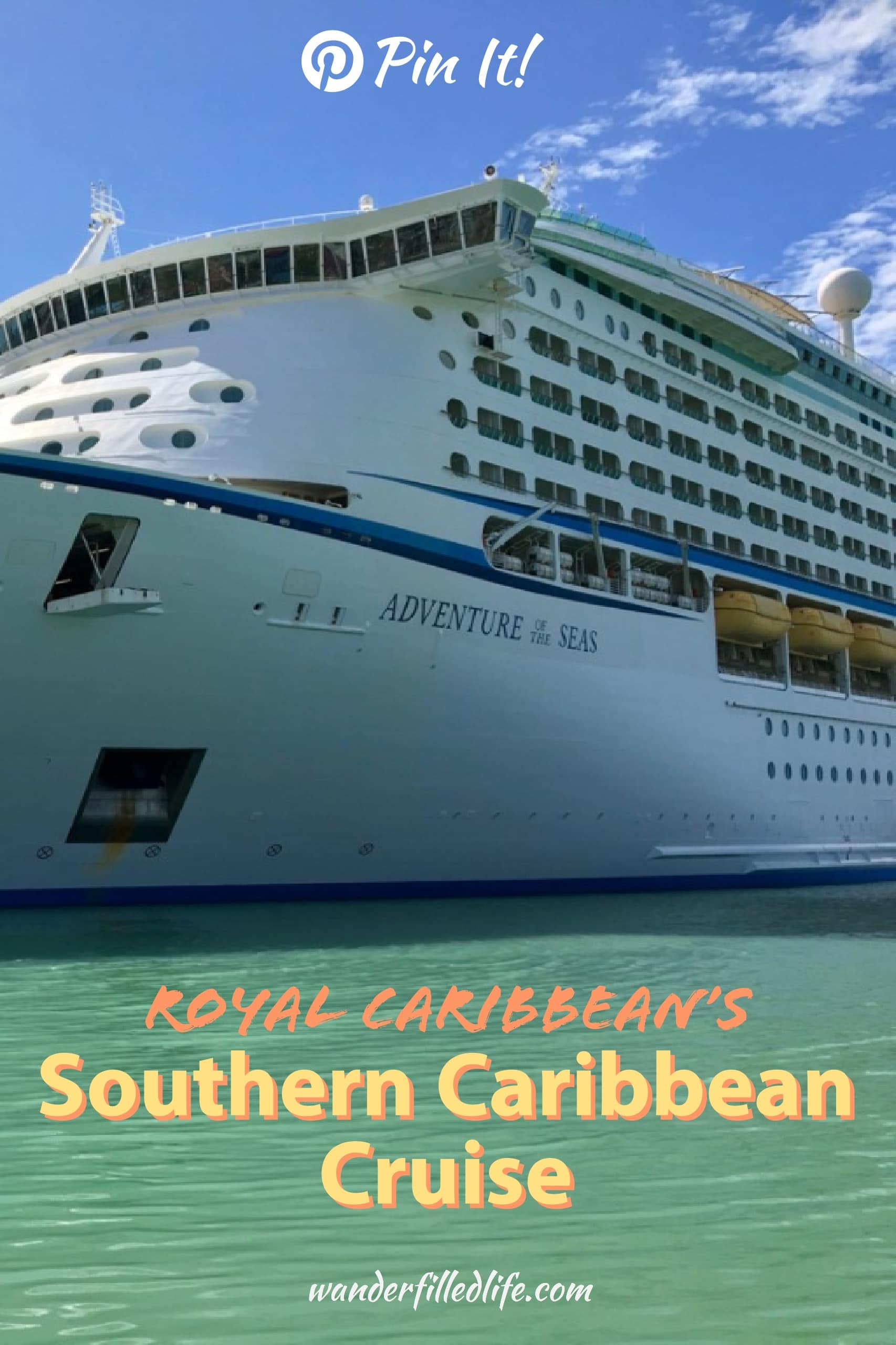 An overview of Royal Caribbean's Southern Caribbean cruise, including the ports of San Juan, St. Maarten, St. Kitts, St. John's, St. Lucia and Barbados.