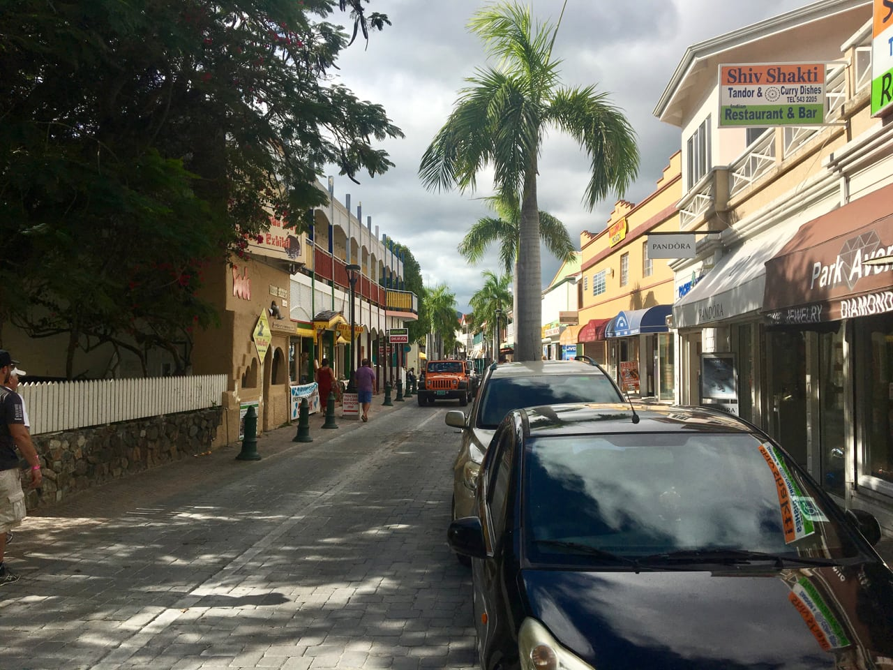 Downtown Philipsburg