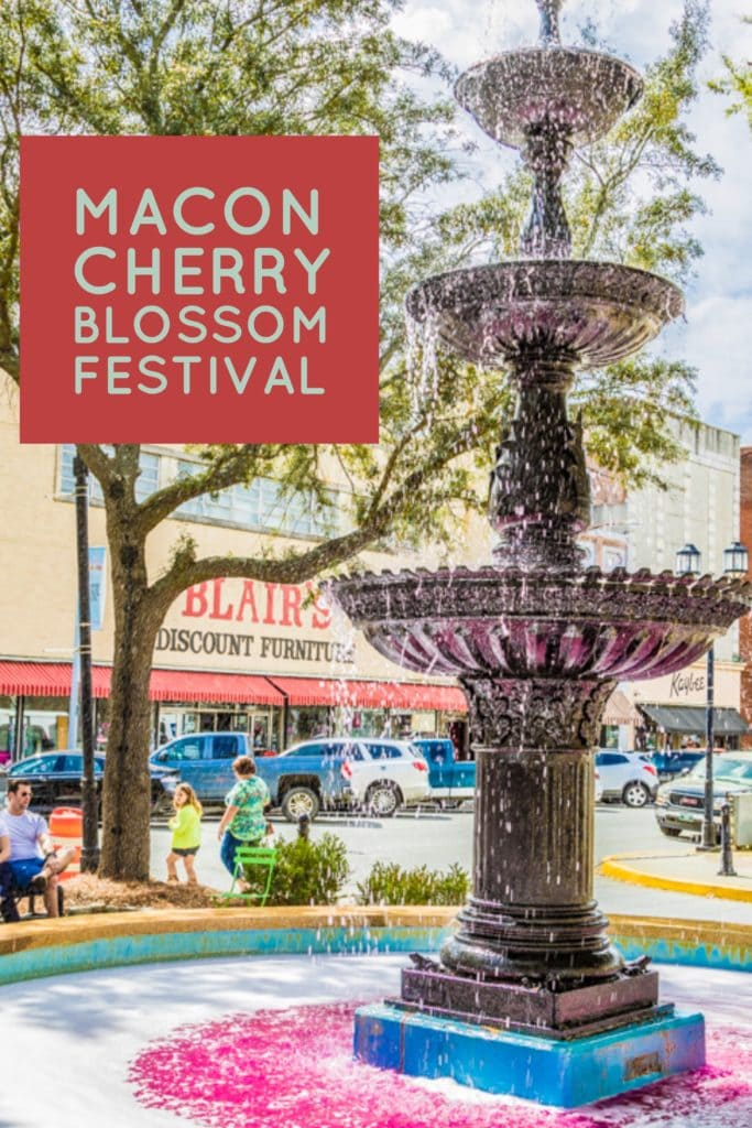 "A visit to Macon, Ga. for the Cherry Blossom Festival, known as the ""Pinkest Party on Earth!"" Activities include amusement rides, a parade and much more!"
