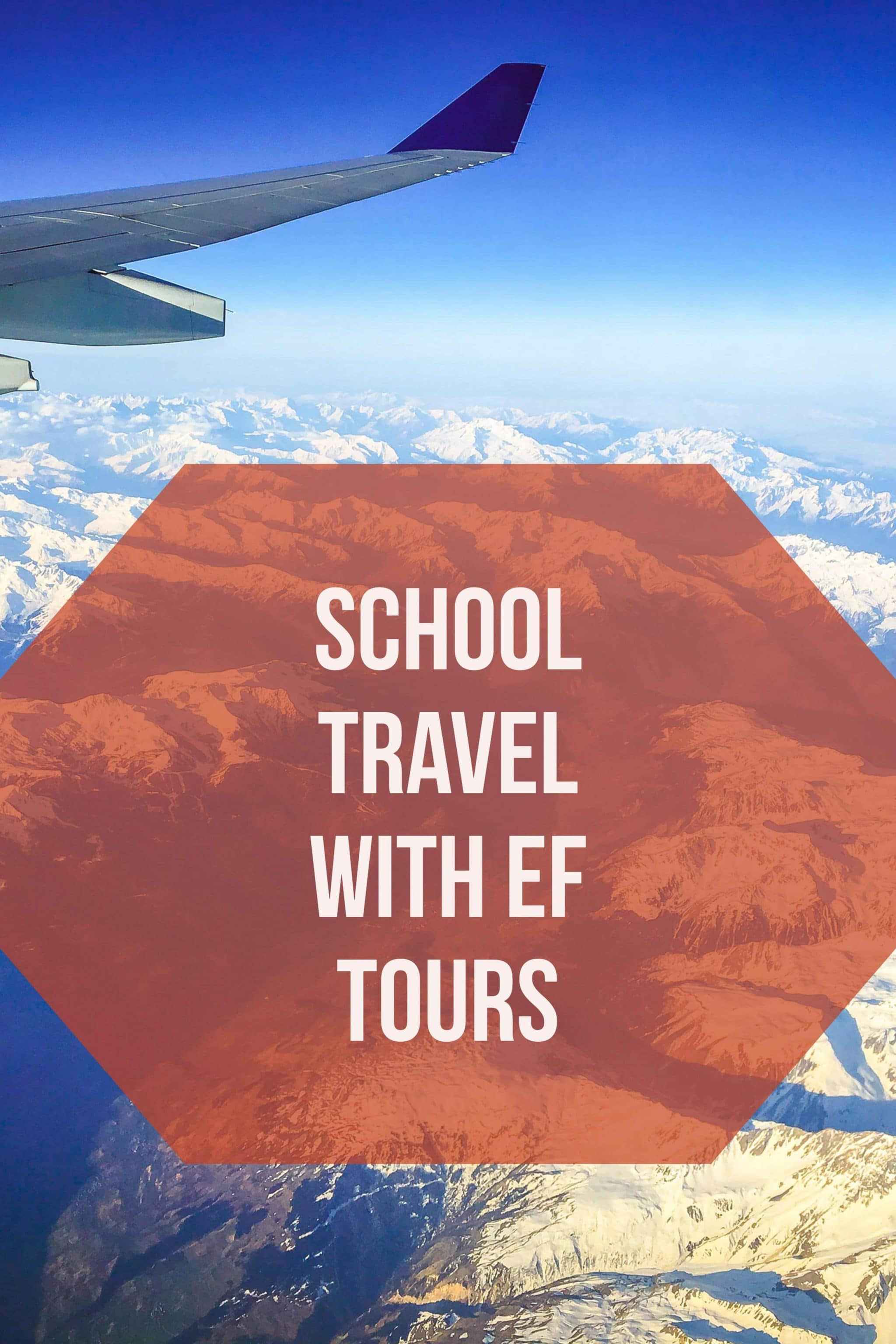 Our recent experience traveling with EF Tours on a school trip to Italy. Includes details on planning a trip and traveling with EF.