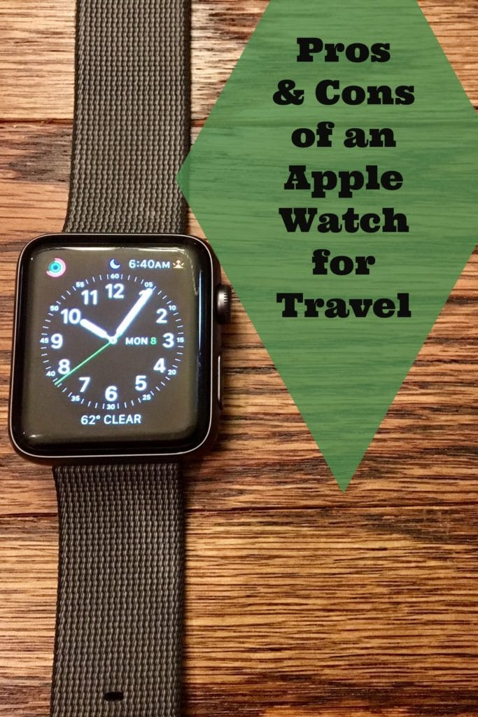 The Apple Watch is an outstanding fitness tracker and iPhone companion, but how does it stack up for travel, both domestically and internationally?