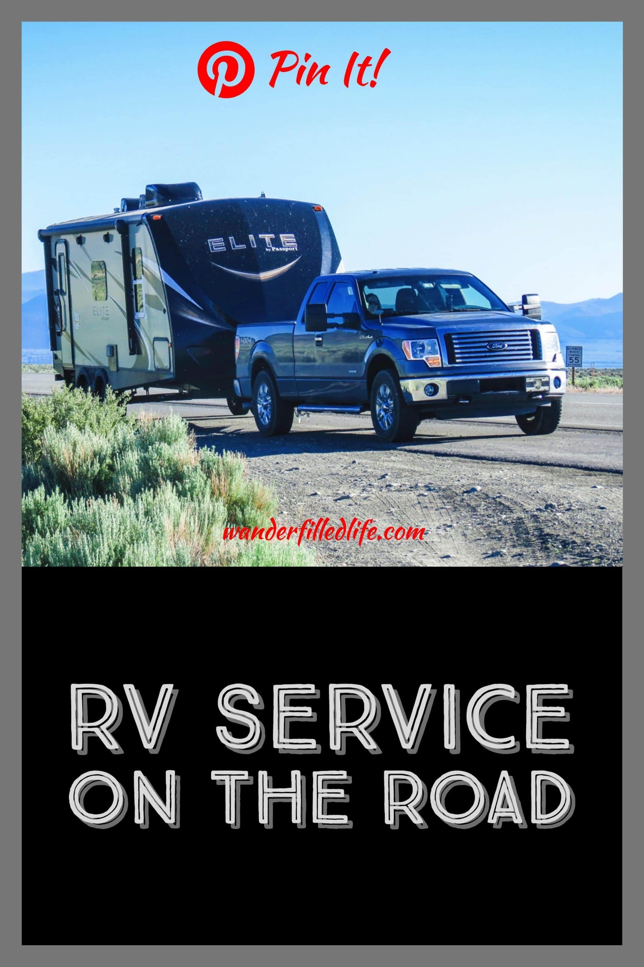 Sometimes, finding anyone who can provide RV service in less than two weeks can be a challenge. Here's our first experience in finding service on the road.