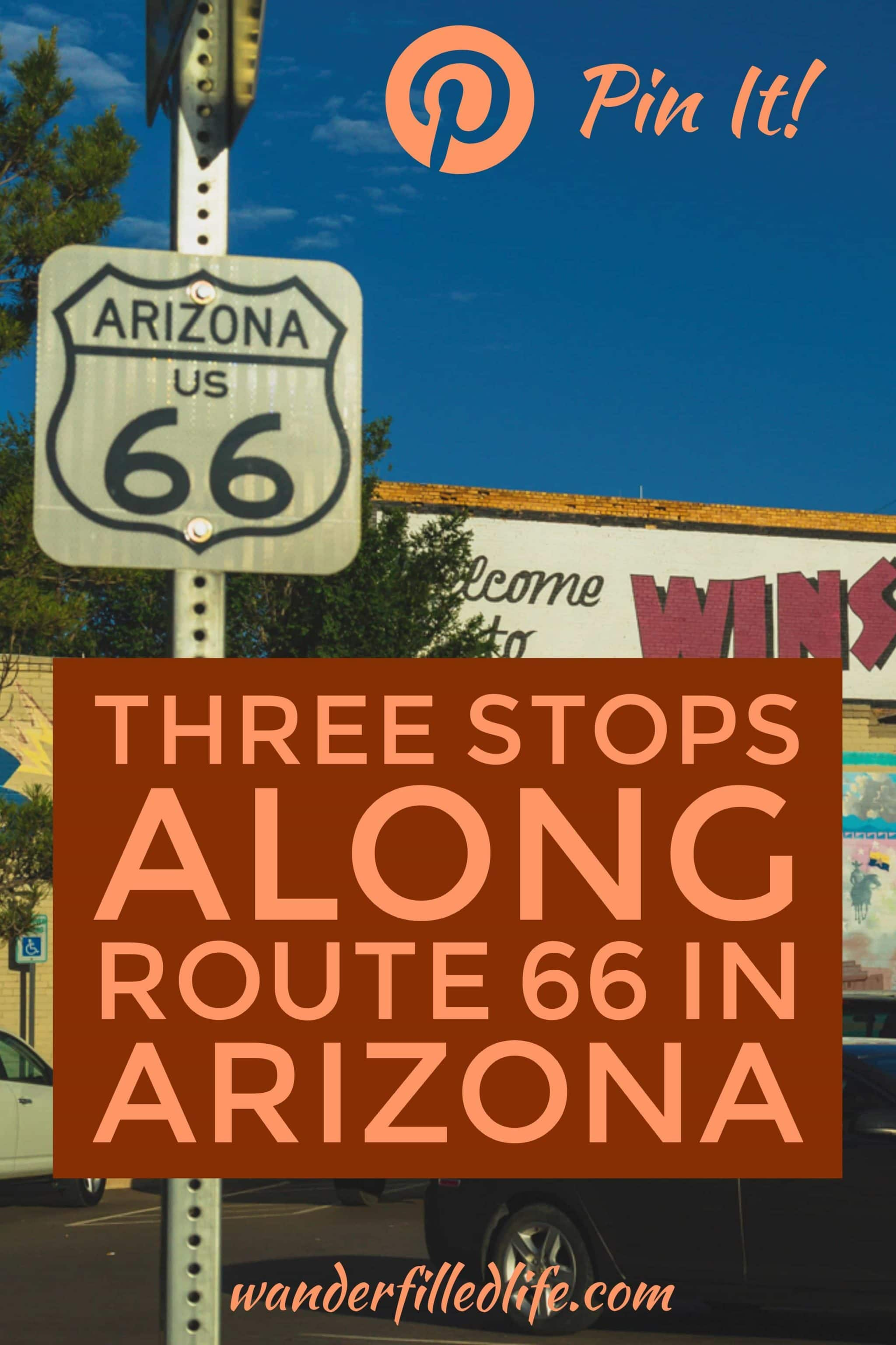 Three great stops along historic Route 66 (now I-40) in northeastern Arizona. Read about Petrified Forest National Park, Meteor Crater and Winslow, AZ.