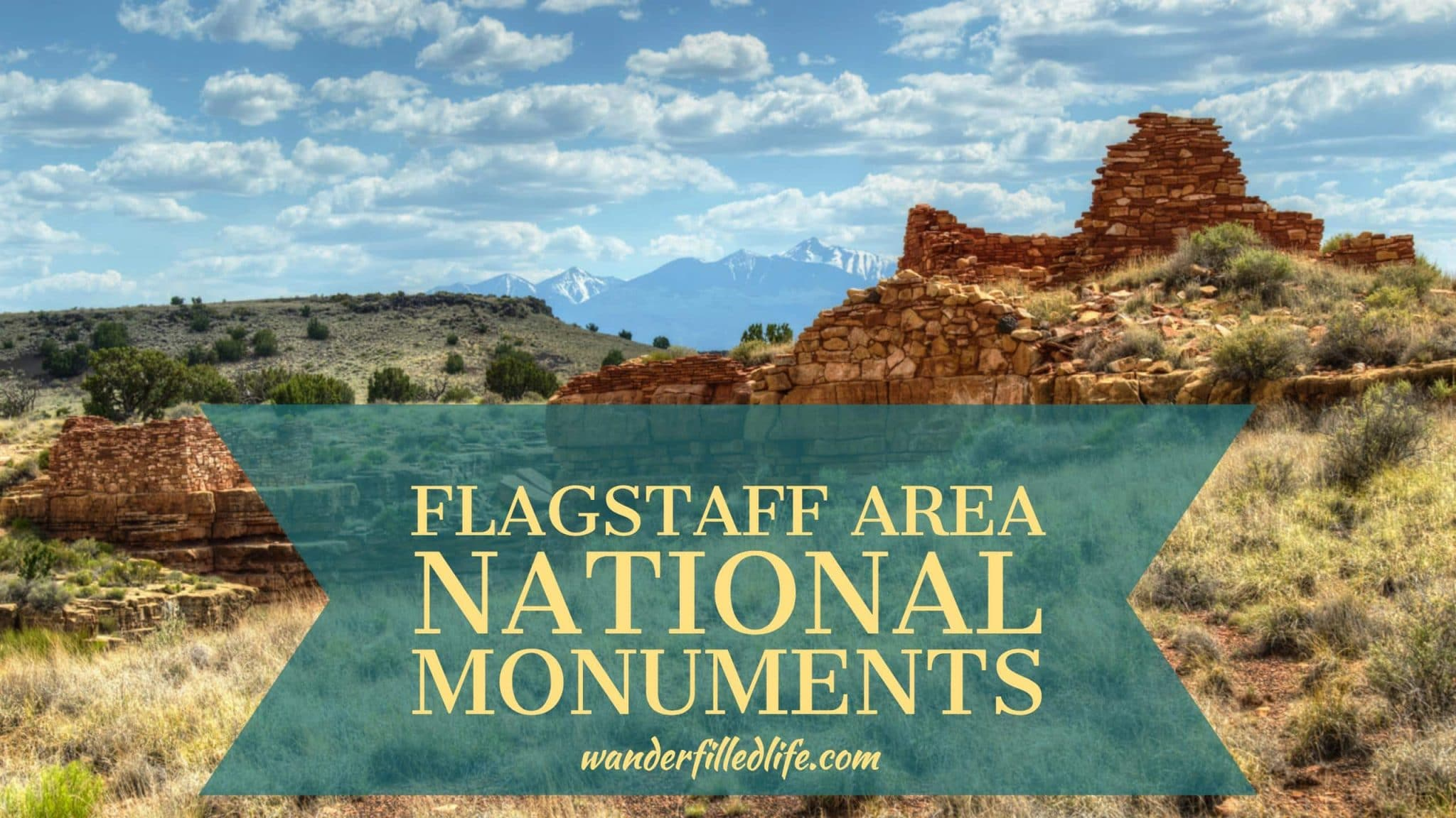 Visiting the Flagstaff Area National Monuments