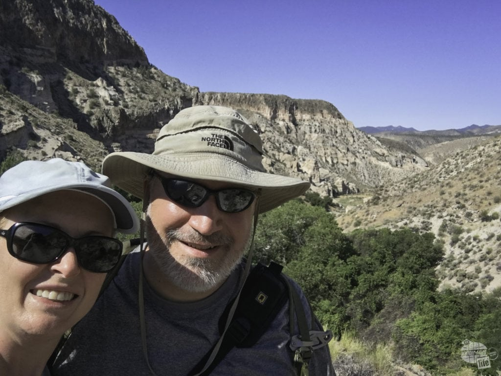 Selfie in the Kershaw-Ryan State Park