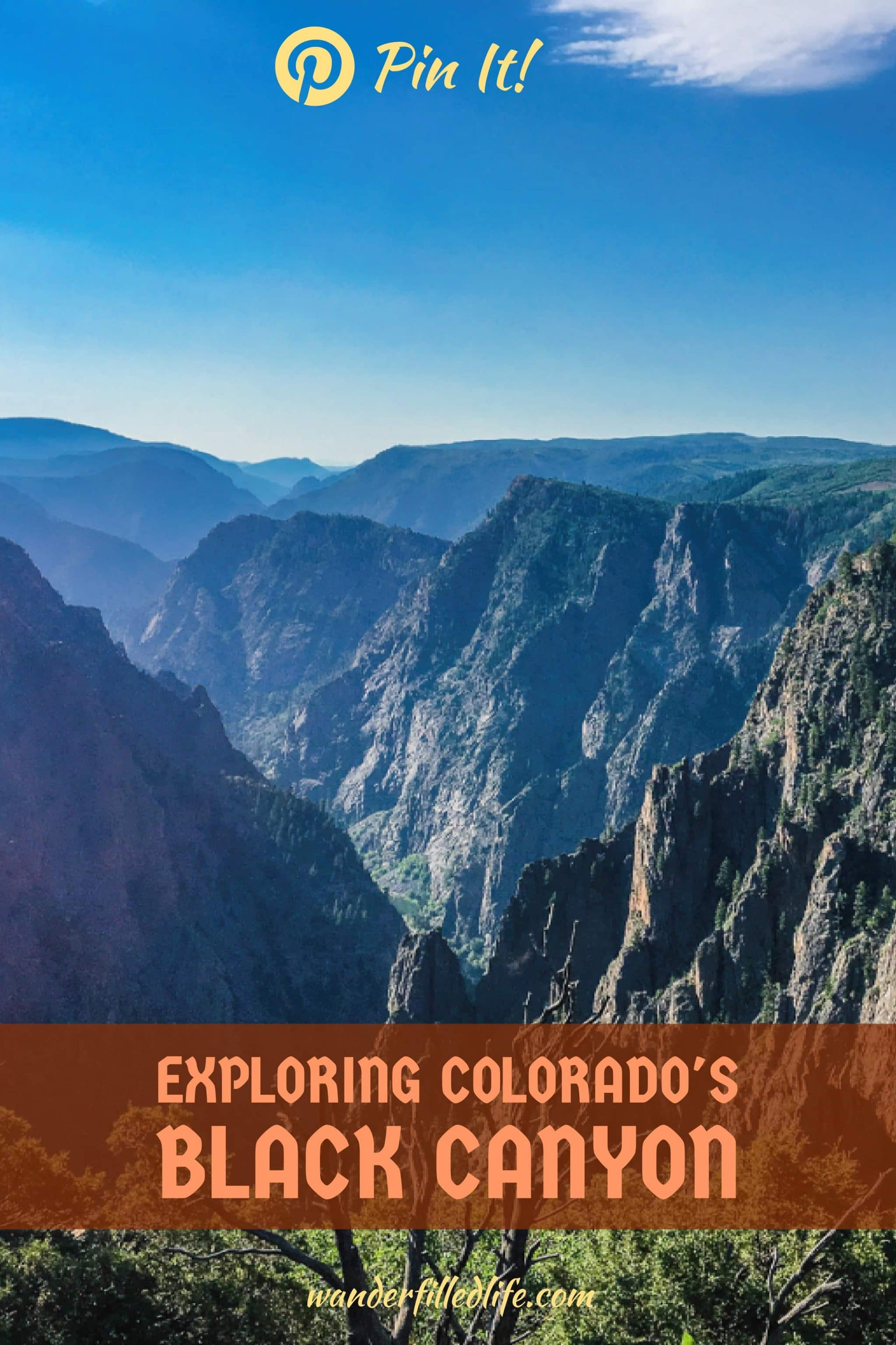 A visit to Colorado's Black Canyon of the Gunnison National Park and Curecanti National Recreation Area. Both are hidden gems in Western Colorado.