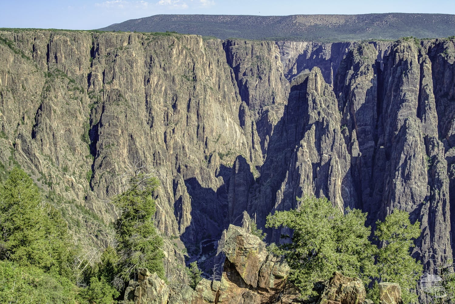 Another view of the Black Canyon.