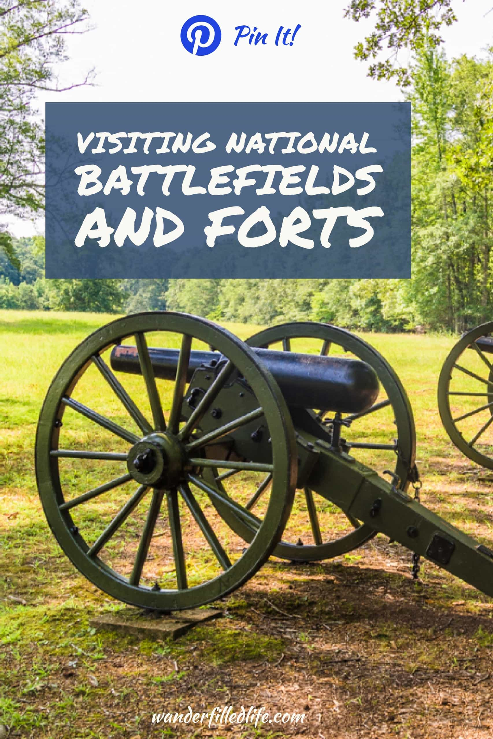 Our guide for visiting our national battlefields and forts: what to expect, how to make the most out of your visit and paying respect to all who fought.