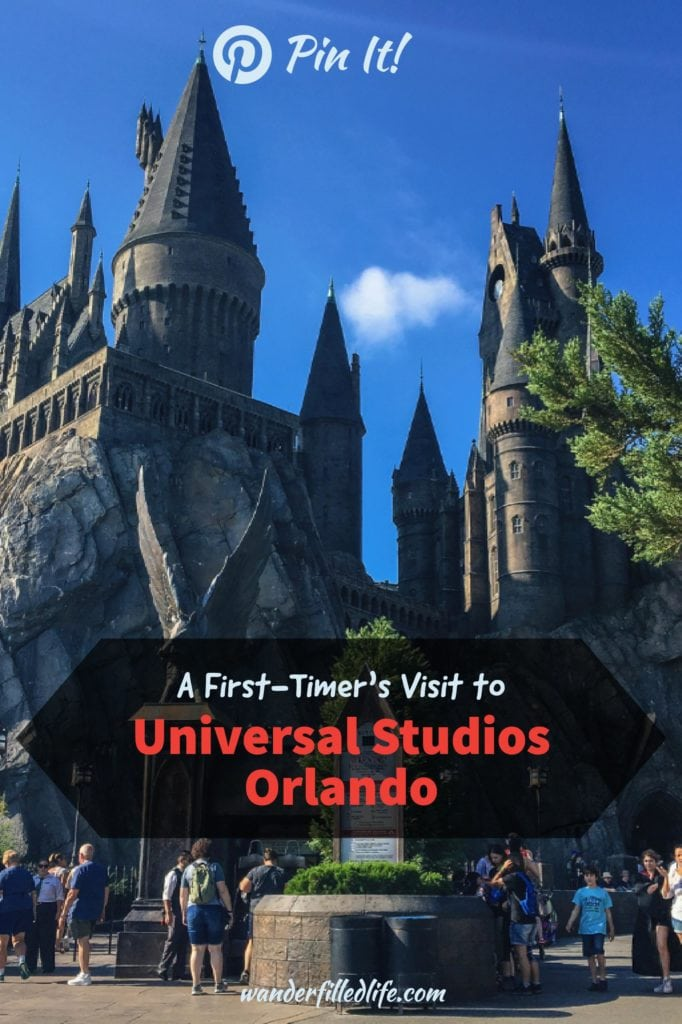 A first-timer's journey through Universal Studios and Islands of Adventure, including Springfield USA and the Wizarding World of Harry Potter.