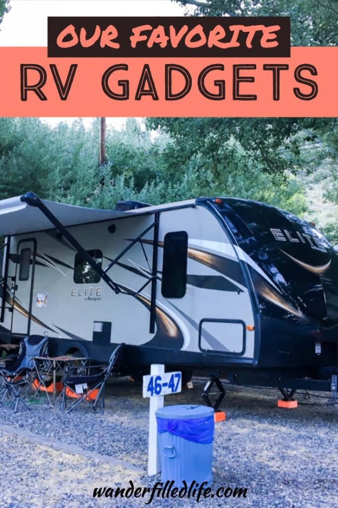 It always amazes me how much difference little RV gadgets and gizmos can make on a camping experience. Check out our favorites that we can't live without!