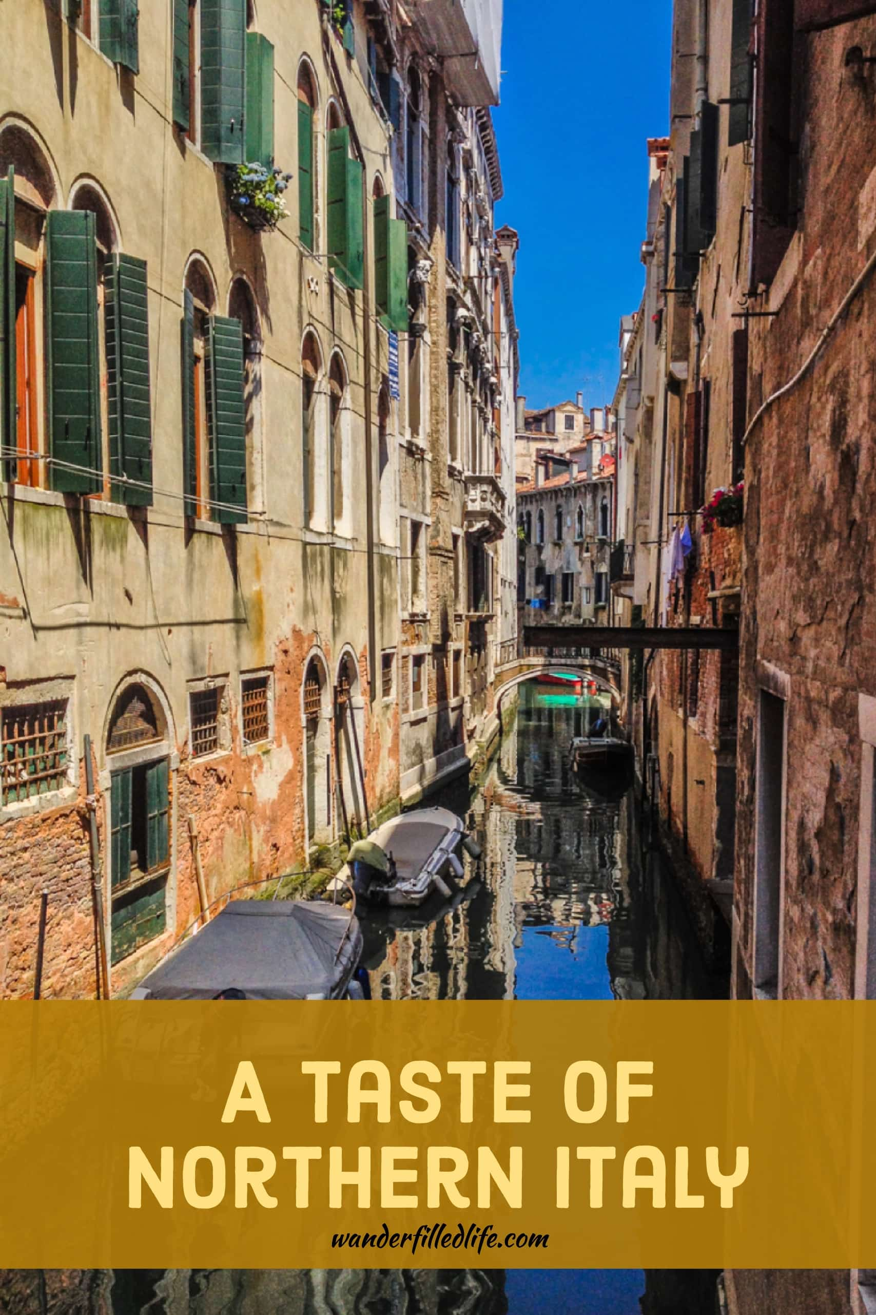 Northern Italy has several wonderful places to visit including Venice, Milan, Lake Como, the Dolomites and Turin. We enjoyed spending several days touring the northern part of the country.