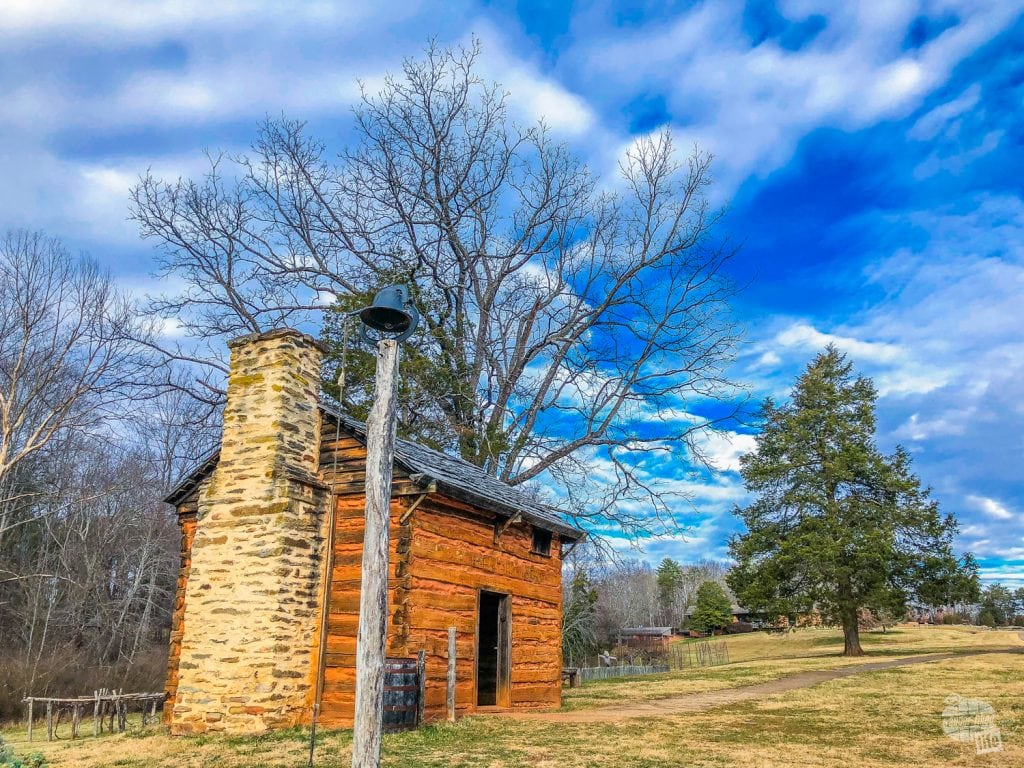 Booker T Washington Cabin