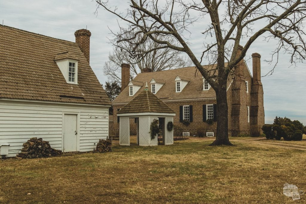 George Washington Birthplace Home