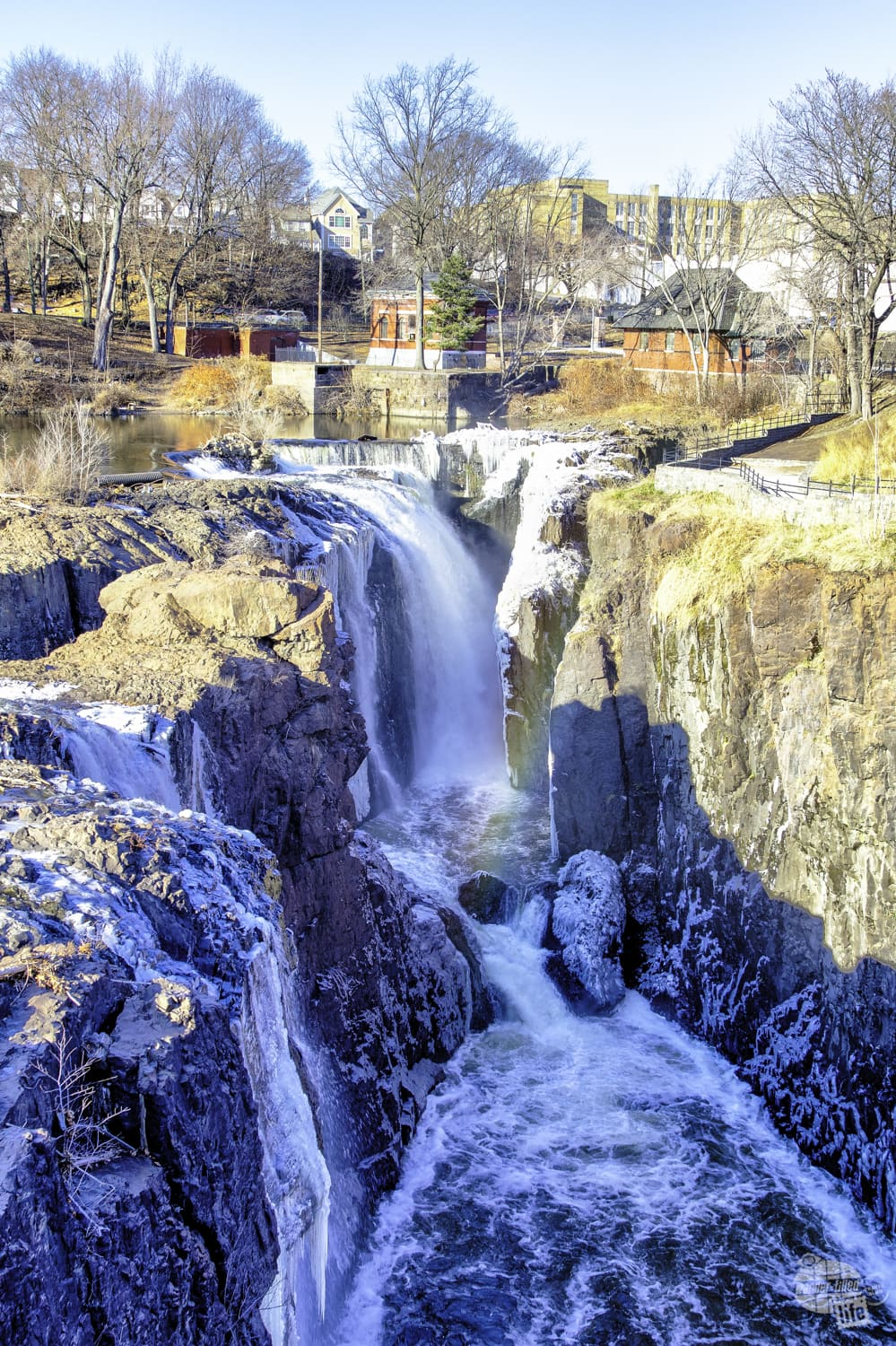 Great Falls in Paterson, NJ