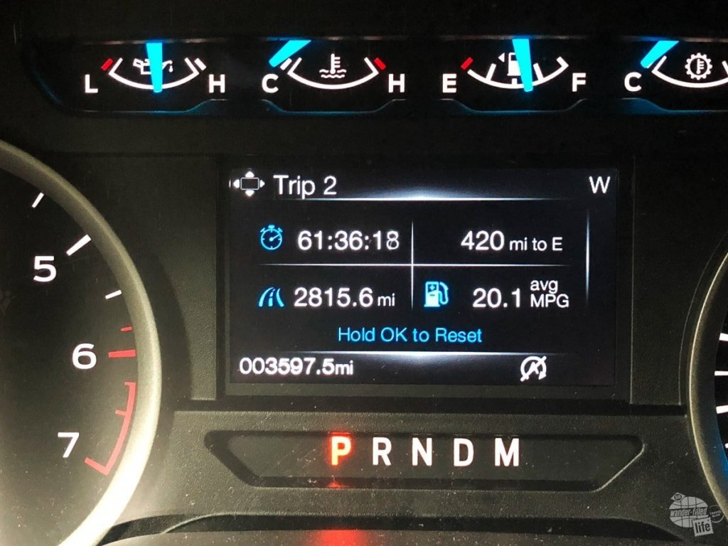 Great Mileage
