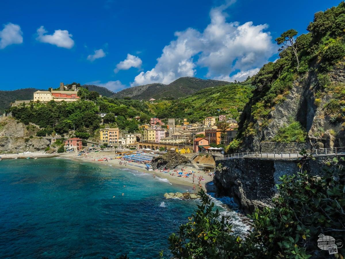 Monterosso al Mare in Cinque Terre