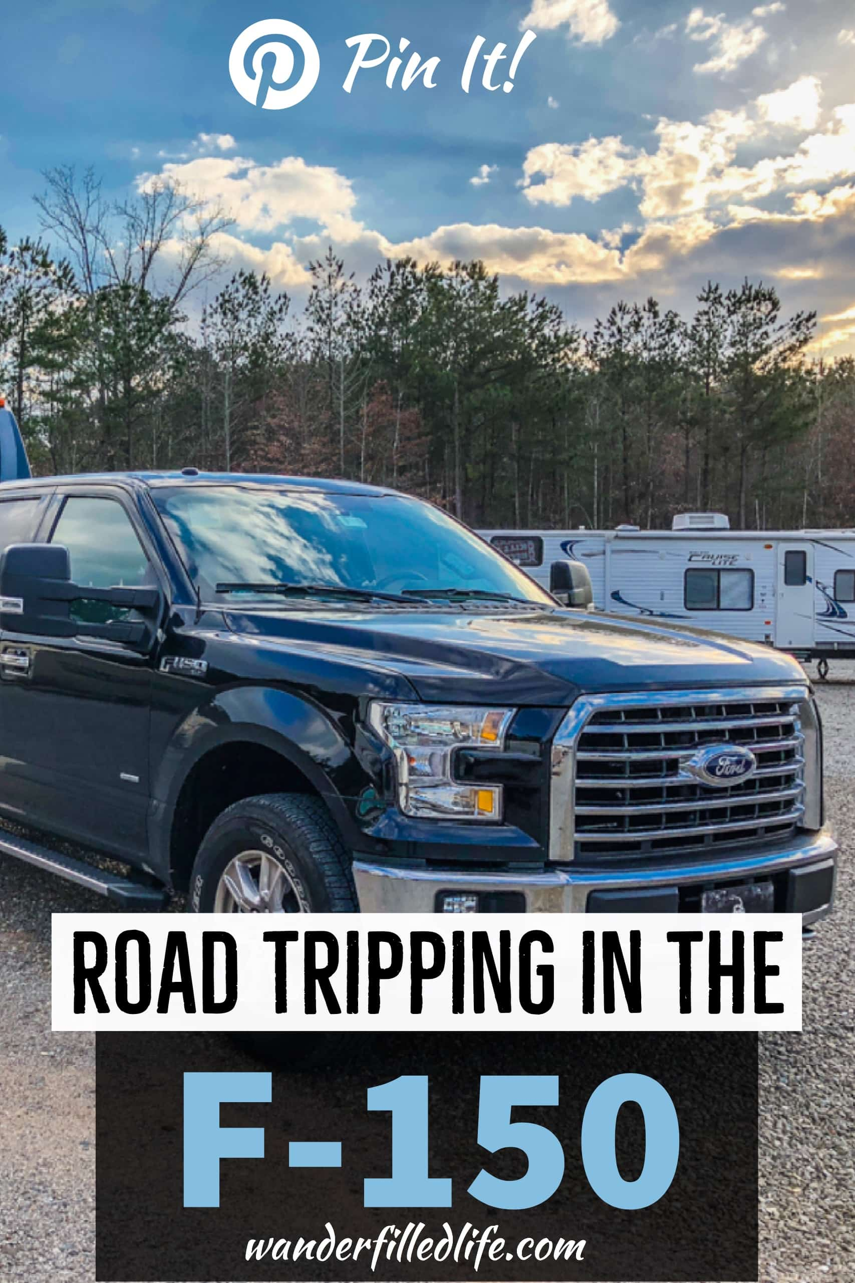 After two road trips in our new 2017 Ford F-150, there's a lot to like, even over our old truck. It gets better mileage, has great electronics and a cool trailer back up system. We also look at some things which can make your next road trip better, like the NC Quick Pass for tolls on the East Coast.