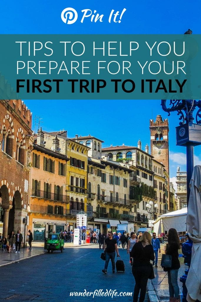 Traveling overseas can be daunting when you encounter different language, currency and customs. Here, we share 14 tips to help you prepare for your first visit to Italy, one of the most-visited countries in the world. We cover everything from what to expect in hotels and bathrooms to staying connected.