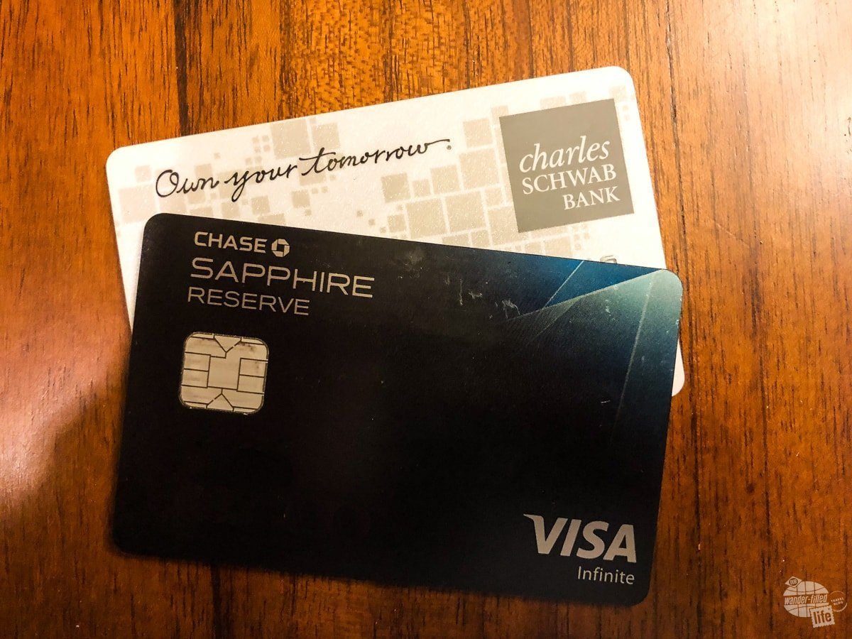 Credit and debit cards for Italy.