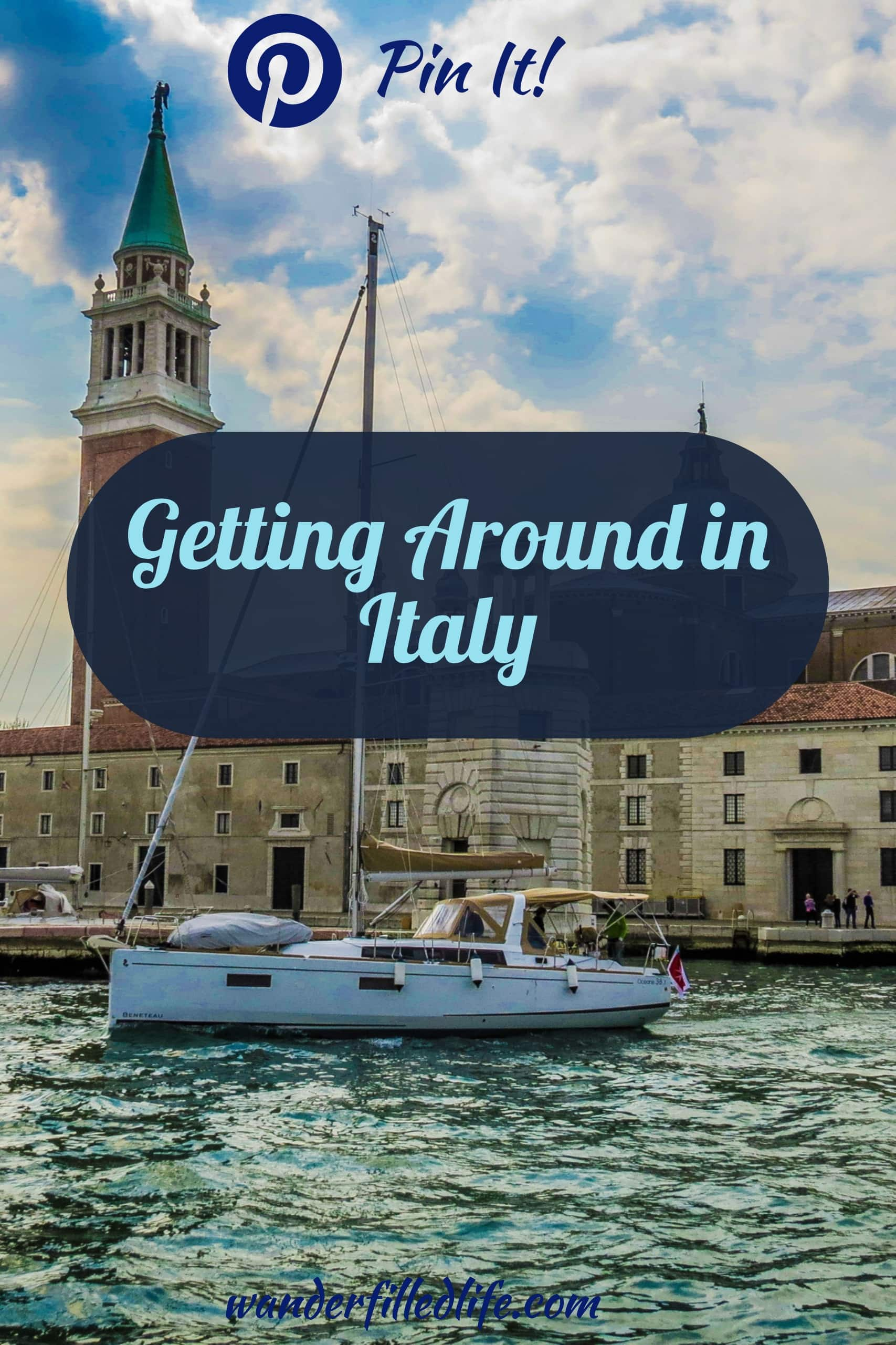When it comes to getting around in Italy, there are a lot of transportation options: trains, buses, ferries, airplanes and cars. We consider the pros and cons of each and shared what worked and didn't work for us.