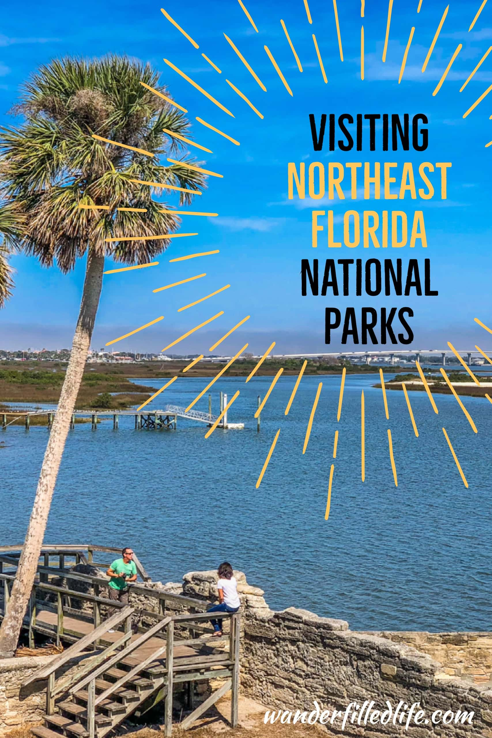There's so much to discover in Northeast Florida. It is home to beautiful tidal ecosystems, a colonial history which spans centuries and the history of early settlers carving a life out of the wilderness. There's a lot more to the First and Space coasts than just the beach.