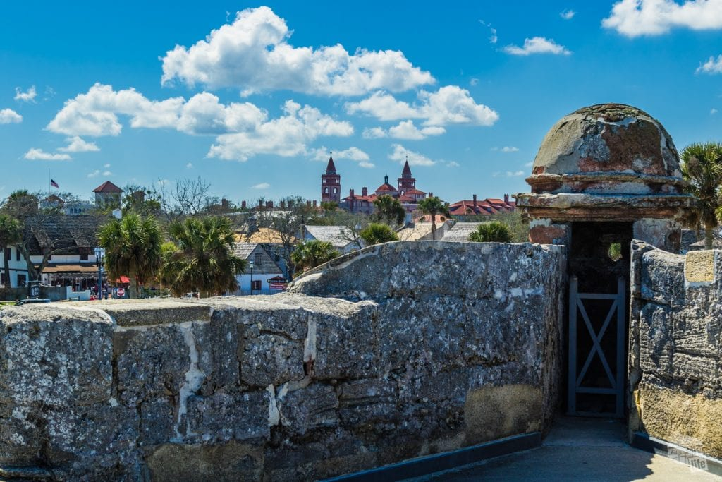 Castillo de San Marcos National Monument