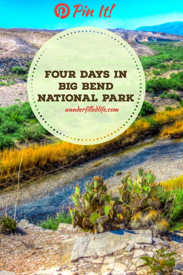 Looking to spend more than just two days in Big Bend National Park? This four-day itinerary will guide you through seeing all of the highlights plus exploring the backcountry on the southern end of park and a day trip to Mexico for some tasty goat tacos!
