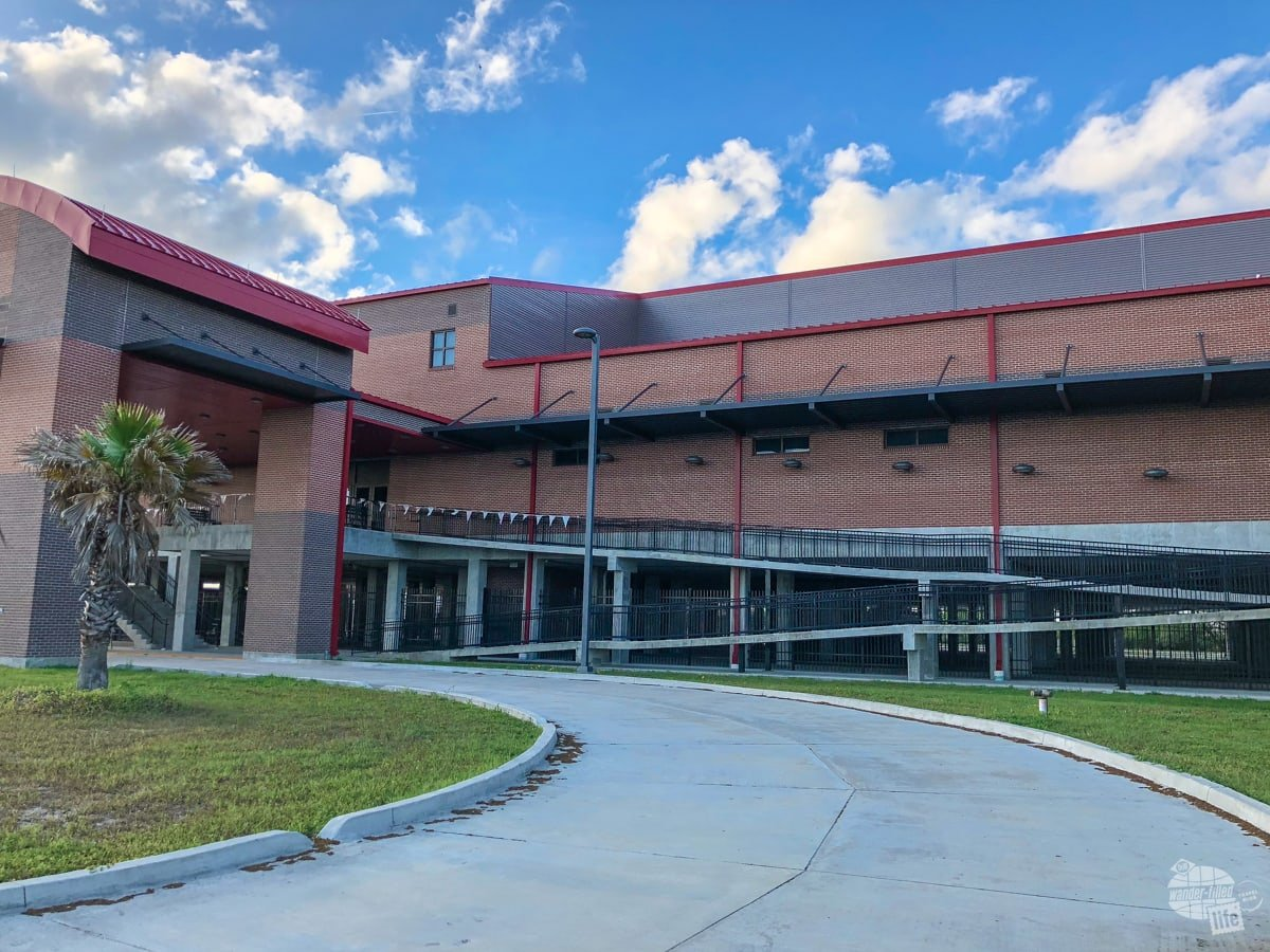 High School on Stilts
