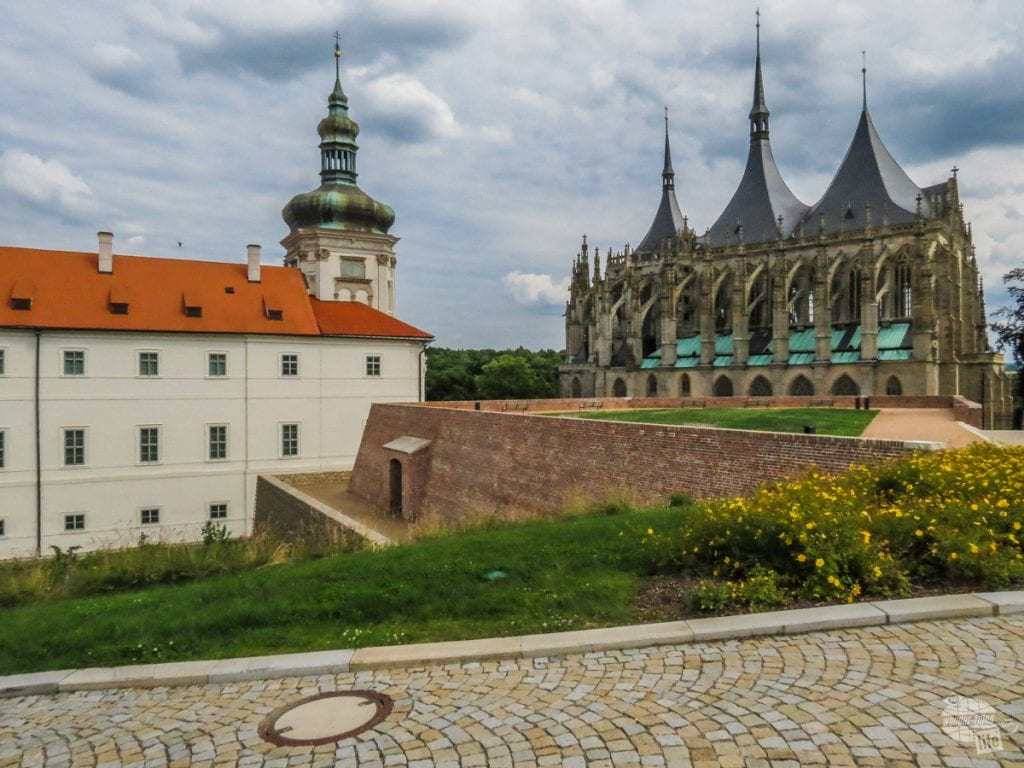 St. Barbara's Cathedral in Kutna Hora