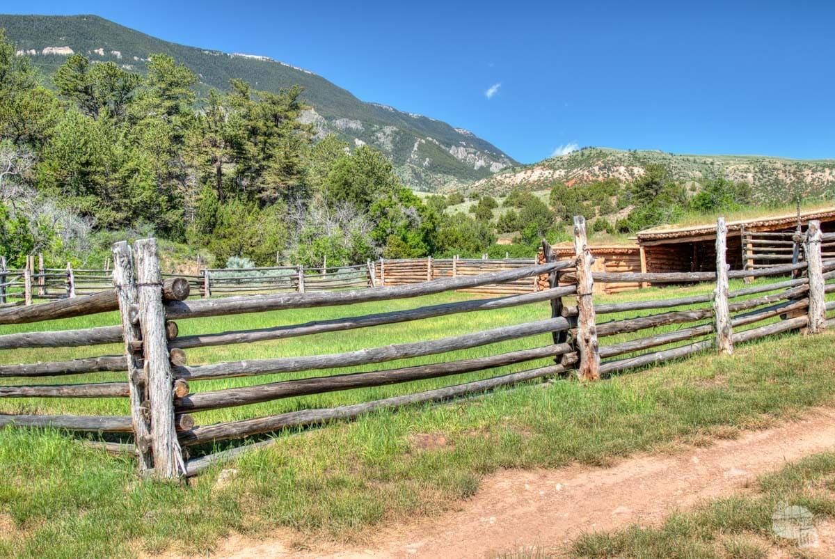 Lockhart Ranch Corral