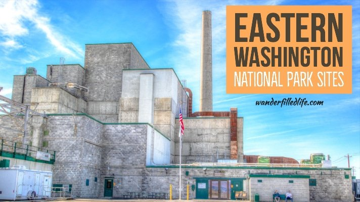 Eastern Washington National Parks Sites