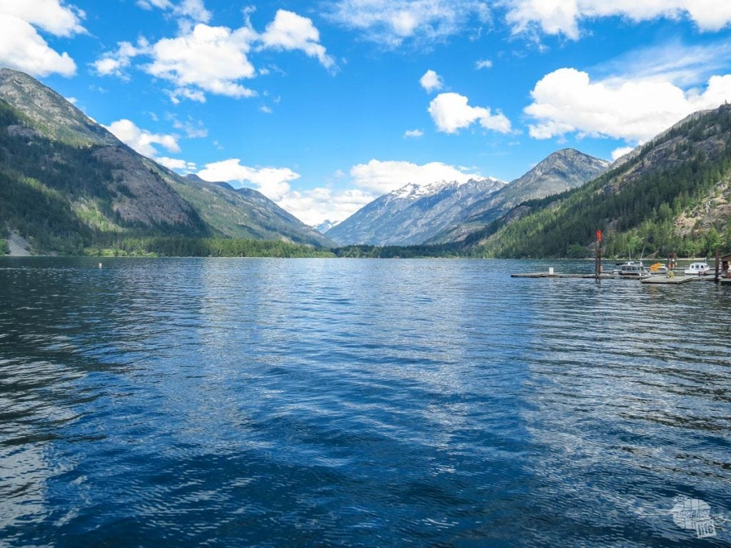 Lake Chelan NRA at Stehekin