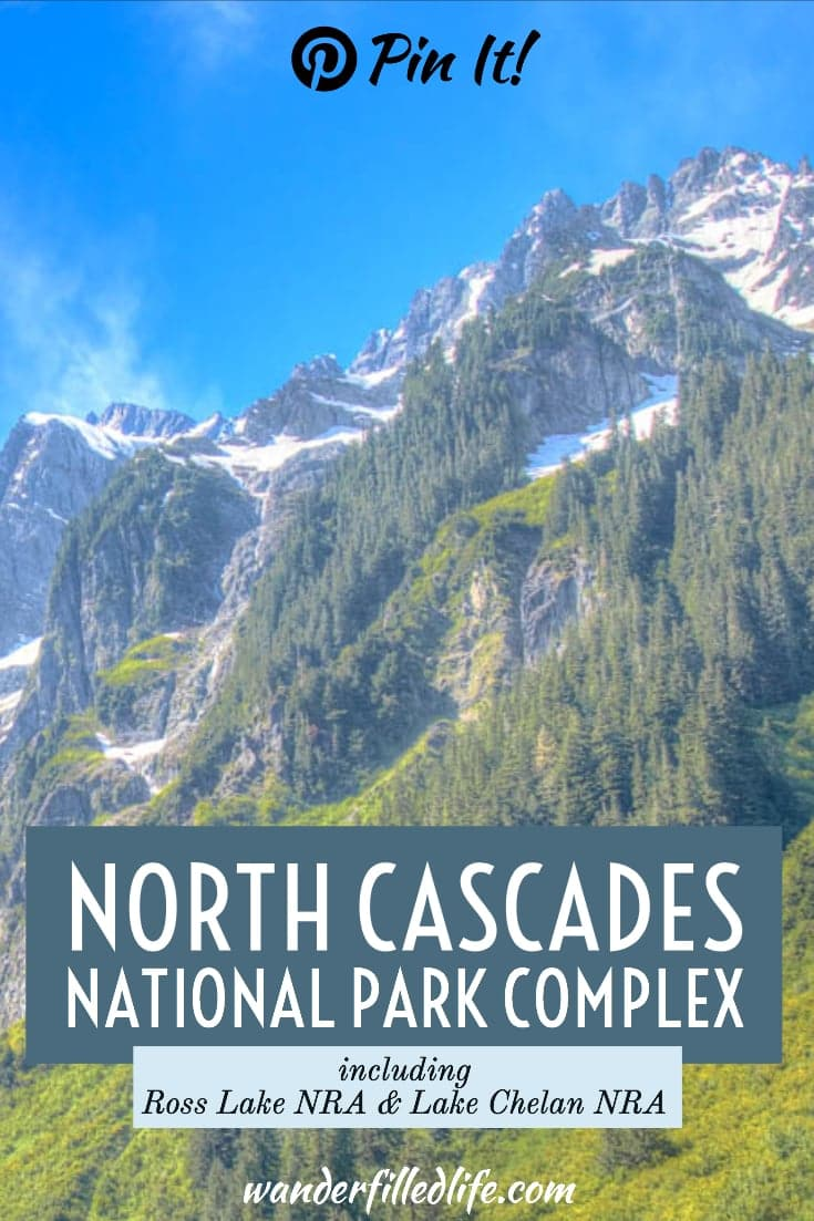 All the basic information for planning a trip to the North Cascades National Park Complex, which includes Ross Lake NRA and Lake Chelan NRA.