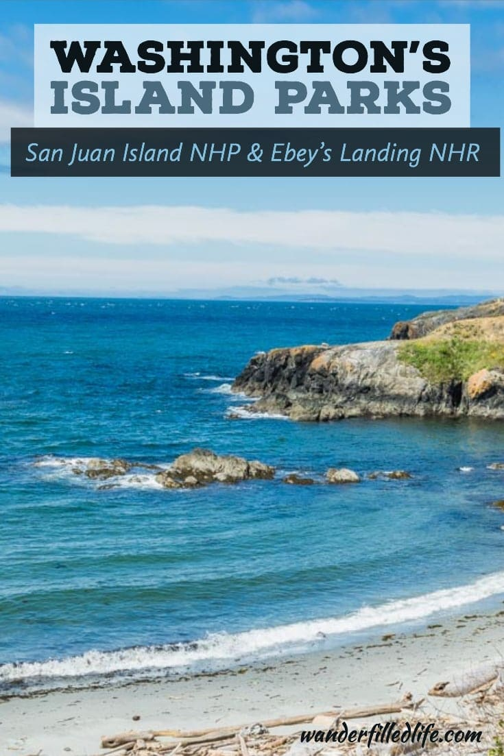 Among the islands of Washington are San Juan Island NHP and Ebey's Landing NHR, two unique National Park sites offering a glimpse into the state's history.