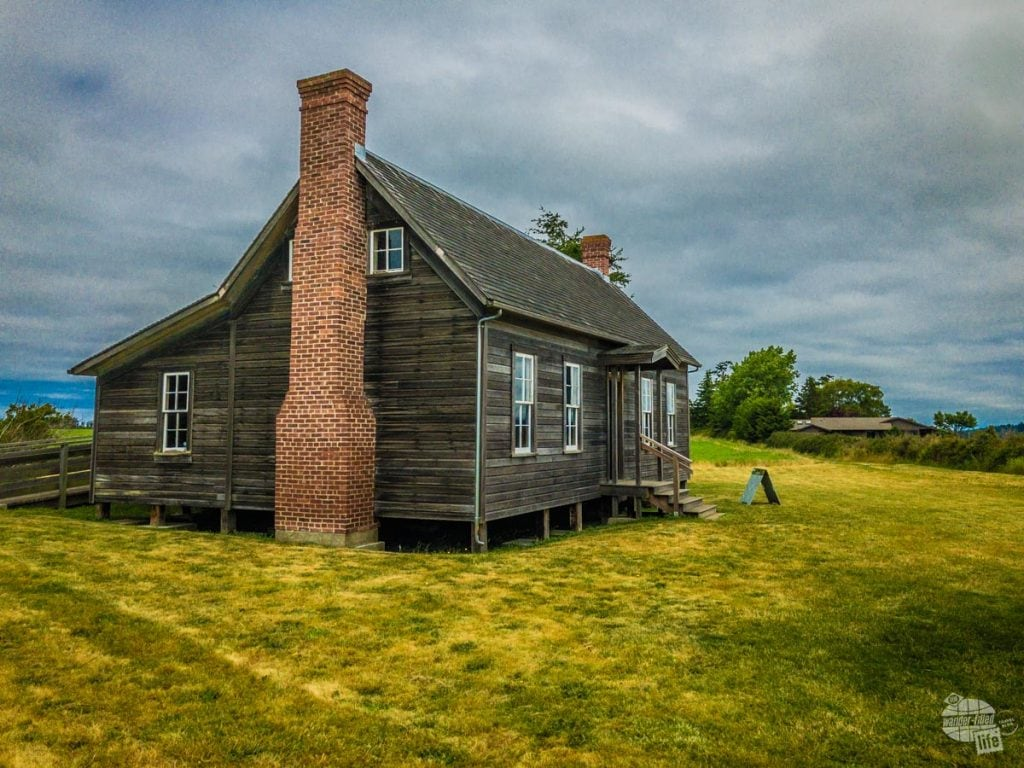 The Ebey House