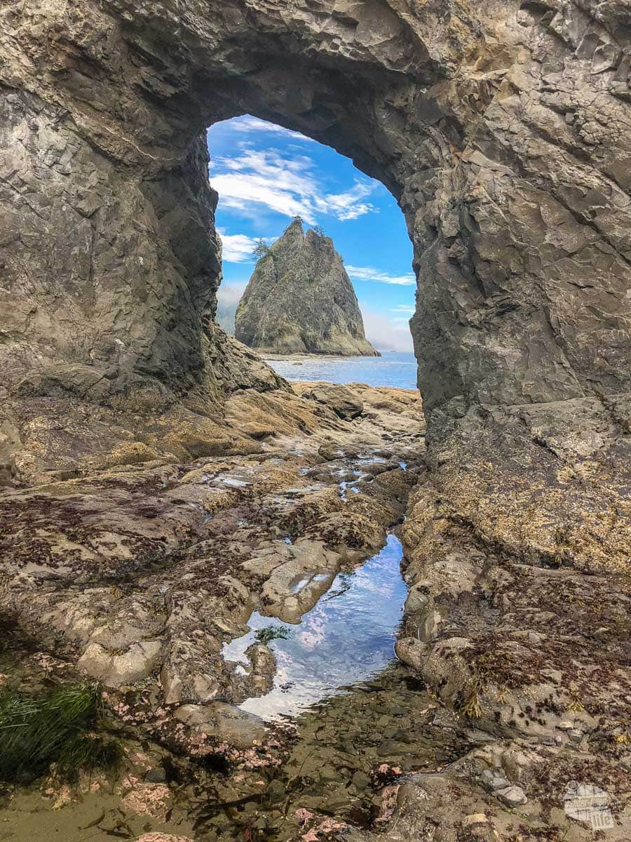 Looking through Hole-in-the-Wall
