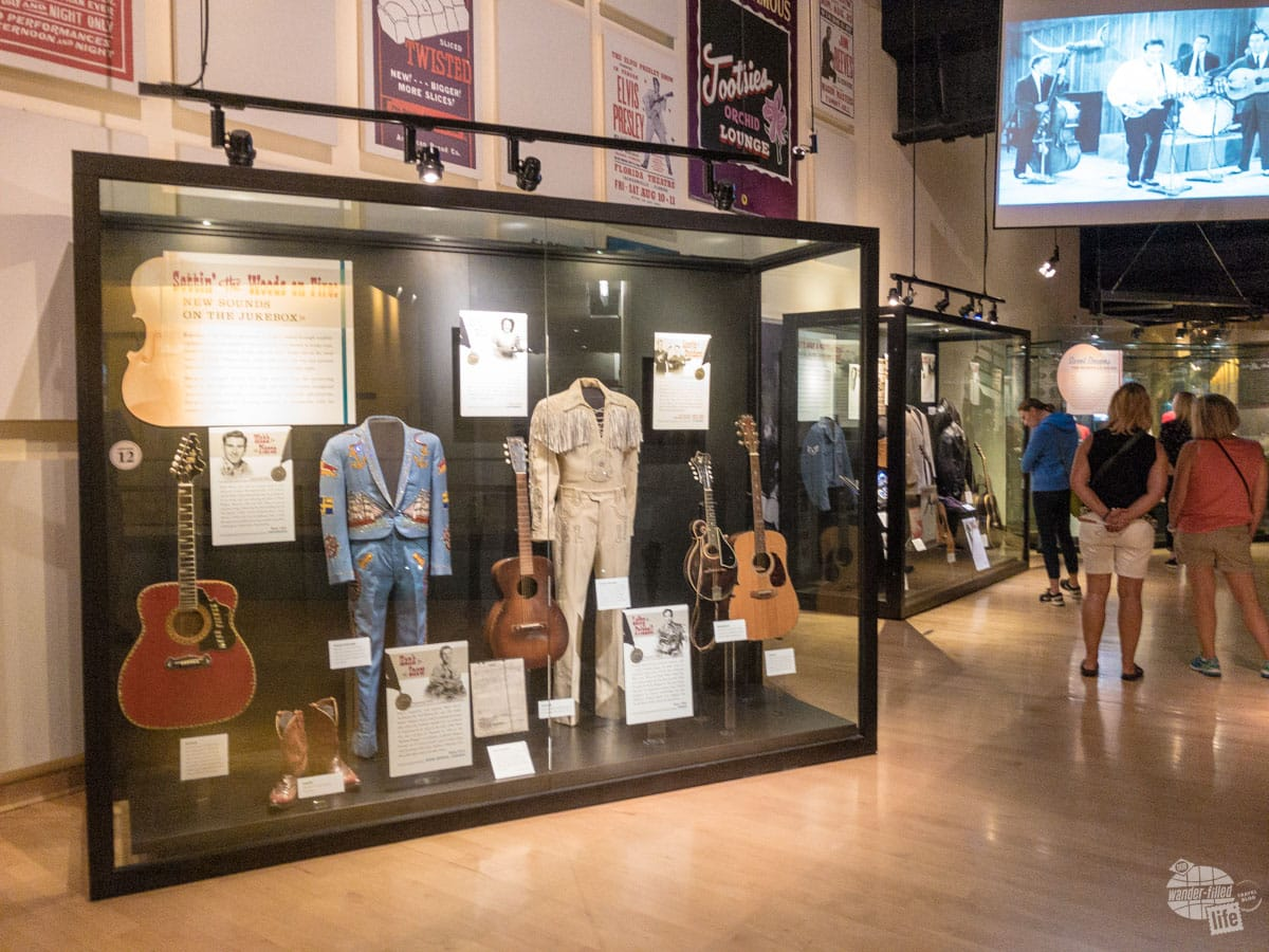 Inside the Country Music Hall of Fame
