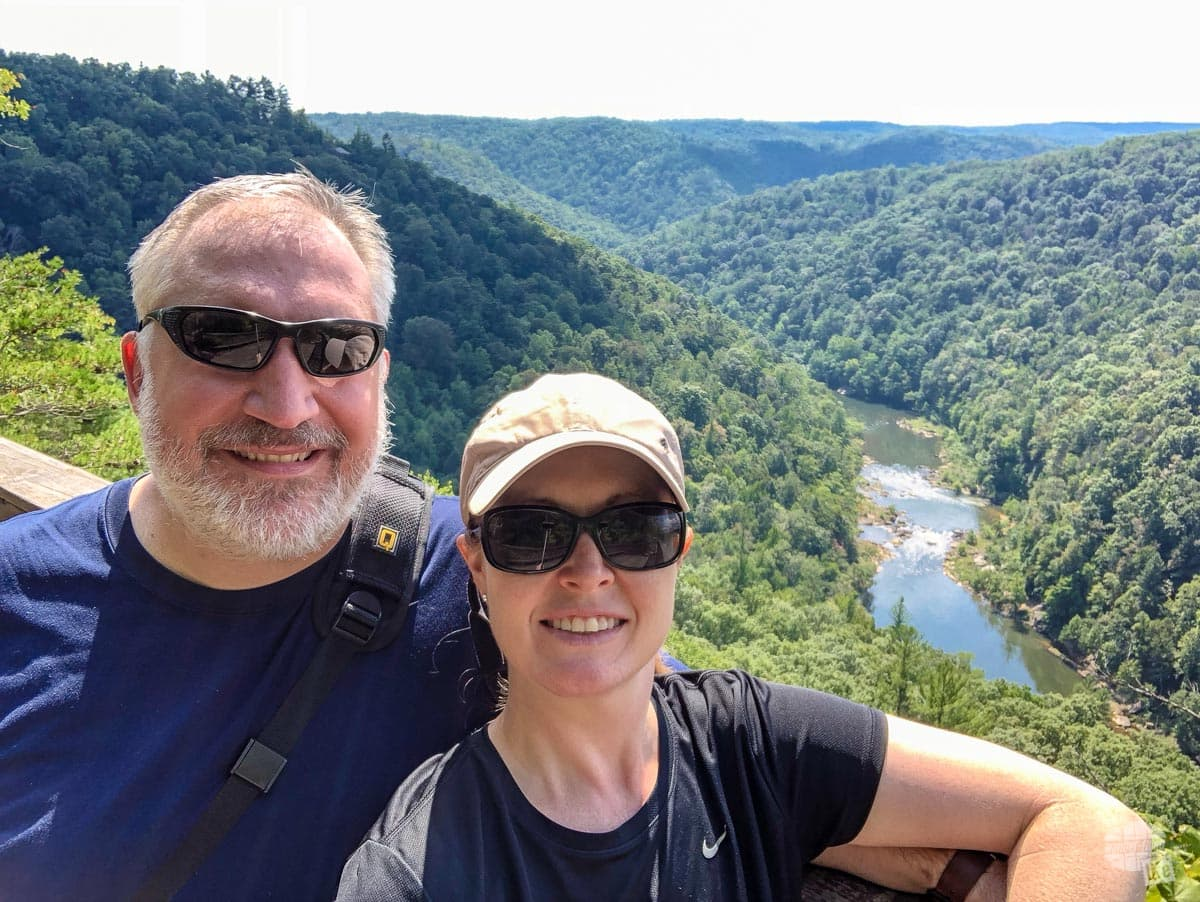 Big South Fork NRRA East Rim Overlook