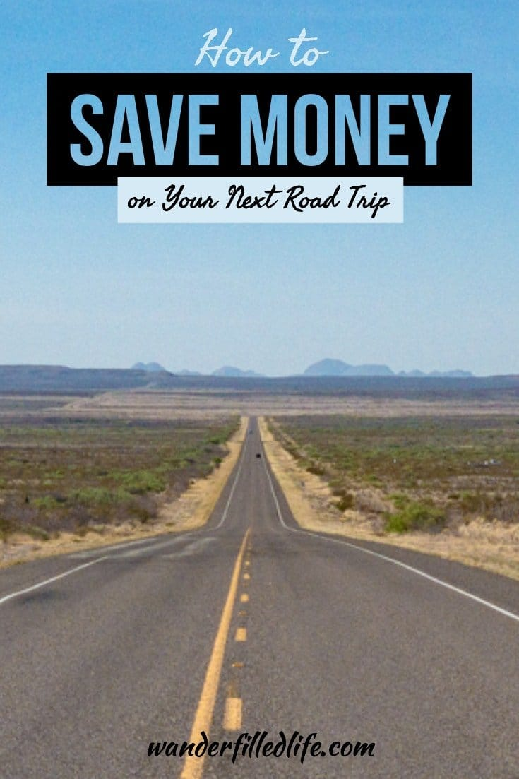 By making use of credit cards and discount cards, you can save money on a road trip. So turn your current trip into savings for your next road trip.